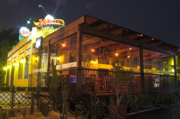 Divulgação/Zapata Mexican Bar