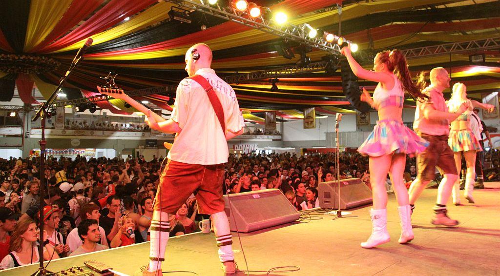 Divulgação/Imprensa Oktoberfest