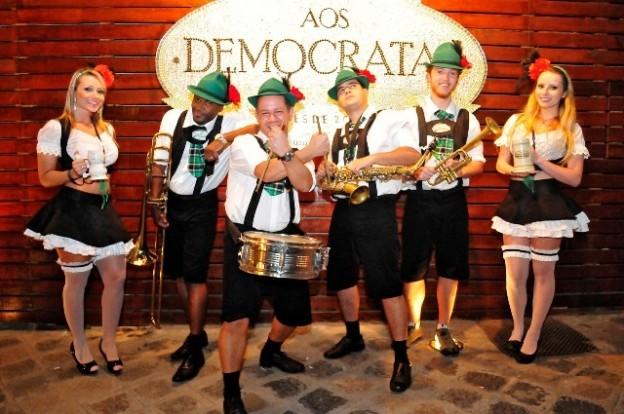 Divulgação/Aos Democratas