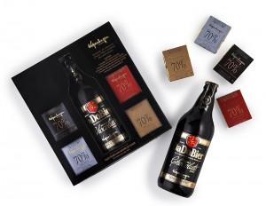 Kopenhagen e Dado Bier lançam cerveja Double Chocolate Stout