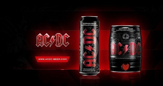 Cerveja do AC/DC será lançada oficialmente no Brasil no Crossroads, em Curitiba
