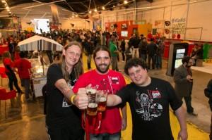 Dum Day 3: cervejeiros comemoram o sucesso do evento