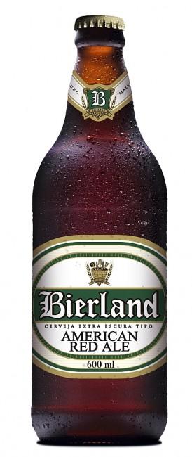 Bierland American Red Ale estreia nacionalmente em Curitiba