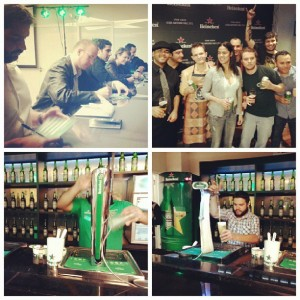 Chopp Heineken vai eleger o melhor do país