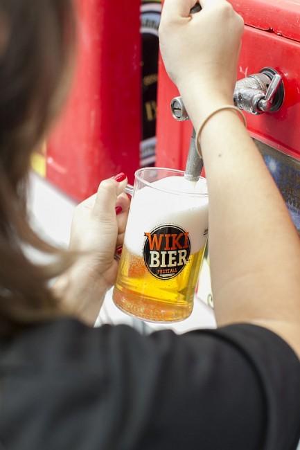 Cerca de 120 rótulos de 40 cervejarias, nacionais e internacionais, devem fazer a festa dos cervejeiros no Wikibier 2013