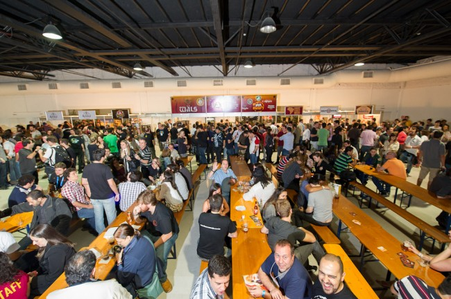 Beer Experience 2012 foi muito movimentado. O festival, que não para de crescer, agora ocupa 6 mil metros quadrados na Bienal do Ibirapuera, em São Paulo