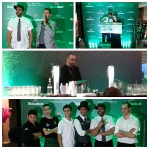 Heineken Bartender Finals 2013