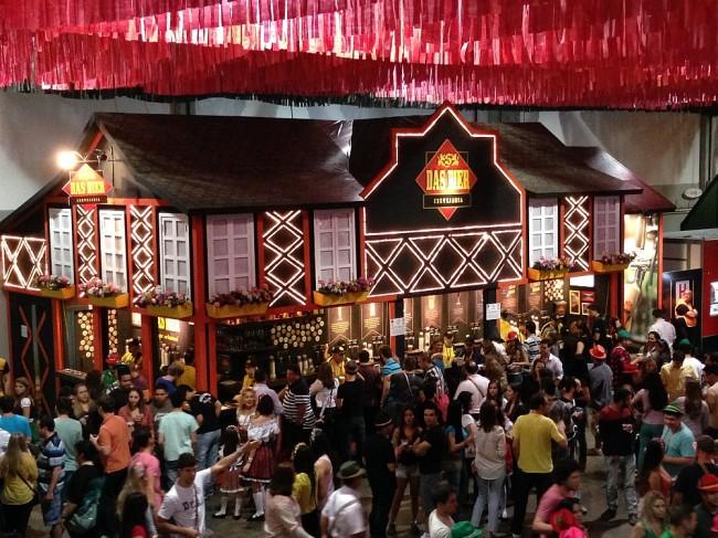 Oktoberfest: chopes diferenciados tem alta procura durante a festa