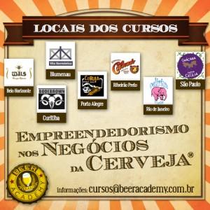 Curso Empreendedorismo dos Negócios da Cerveja começa em março