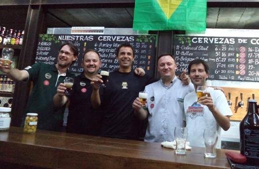 Brassagens abertas e coletivas do Festival Brasileiro da Cerveja