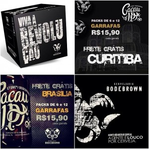 Bodebrown inicia venda de cerveja online