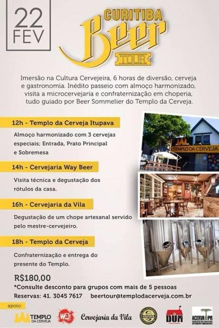 Curitiba Beer Tour