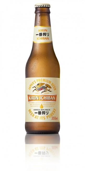 Kirin Ichiban: Brasil ganha cerveja japonesa puro malte