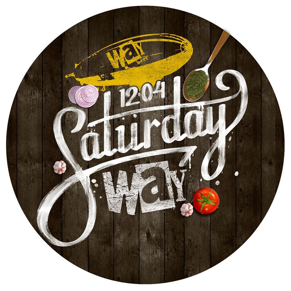 Saturday Way reúne grandes chefs e cervejas para festa em Curitiba