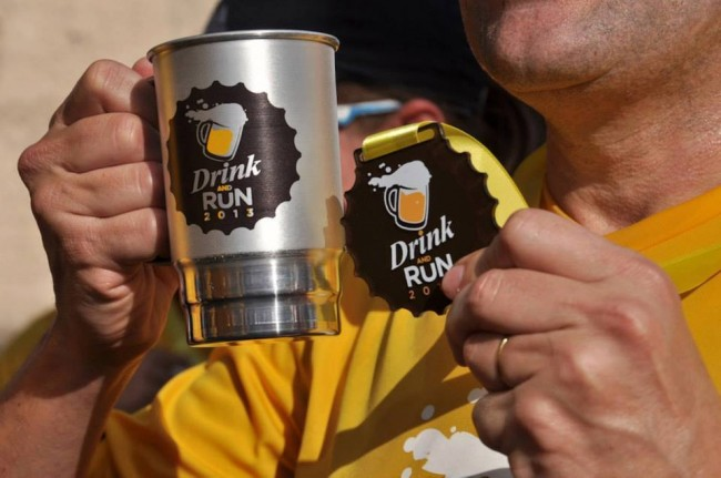 Drink and Run: corrida com cerveja