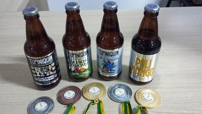 South Beer Cup Cervejaria Tupiniquim é eleita e Melhor do Ano