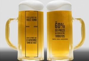 Os impostos da cerveja
