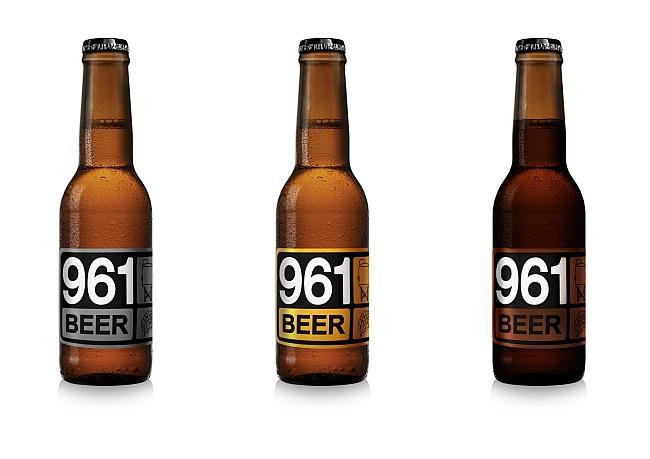 961 Beer: cerveja artesanal libanasa chega ao Brasil
