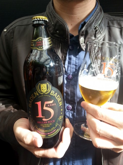 Baden Baden 15 anos: a cerveja