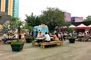 Festival Paulista de Cerveja Artesanal no Butantan Food Park