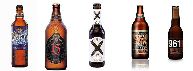 Cervejas dos quatro cantos do mundo