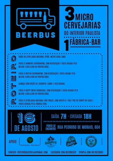 Passeios em São Paulo: Tour Cervejeiro