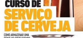 Instituto da Cerveja lança curso de serviço e divulga agenda