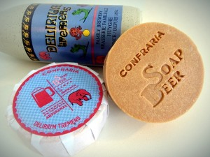 Confraria Beer Soap