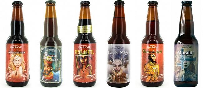 Degusta Beer & Food: Dieu Du Ciel!