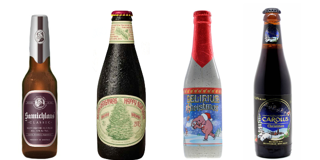 Christmas Beers: a tradição das cervejas de Natal