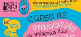 Delirium Café São Paulo e Instituto da Cerveja fecham parceria para cursos e workshops