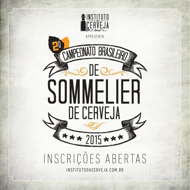2º Campeonato Brasileiro de Sommelier de Cerveja