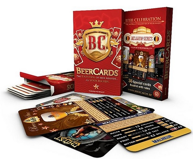 5 acessórios para cerveja: Beercards