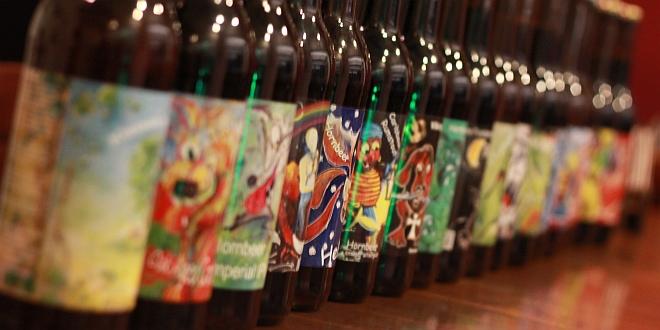 Horn Beer, Amager, De Molen e Kaapse