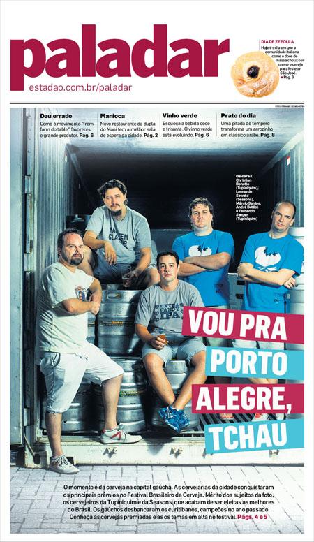 Estadão: Festival Brasileiro da Cerveja
