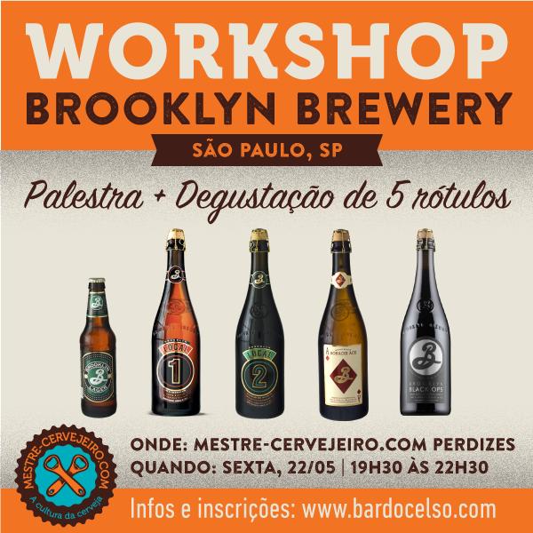 Workshop Mestre-Cervejeiro.com - Brooklyn Brewery
