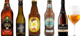 Cervejas da Nova Zelândia e muito mais