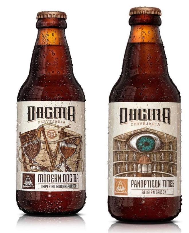 Cervejaria Dogma e Modern Times
