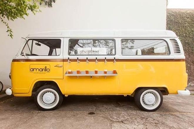 Marechal Food Park: Amarillo Volksbeer