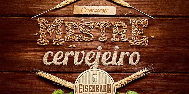 Concurso Mestre Cervejeiro Eisenbahn