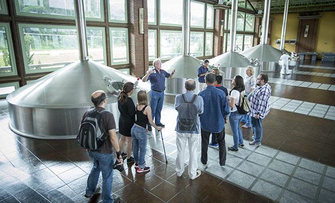 Beer Tour Brassagem