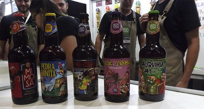 BeerToon Mondial