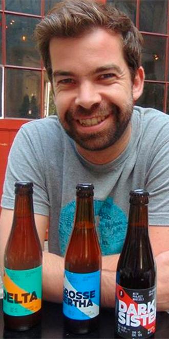 Sébastien Morvan - Brussels Beer Project
