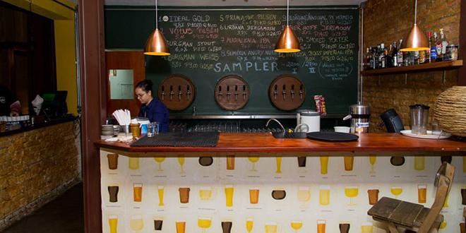 Chopes Cervejaria Ideal