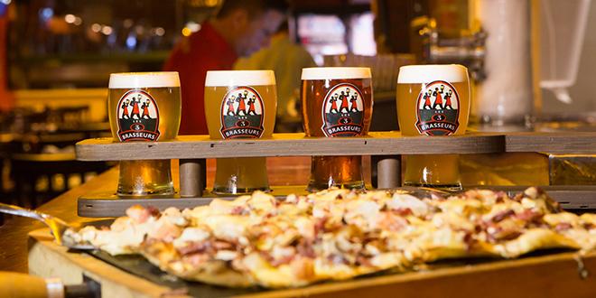 Les 3 Brasseurs - Cervejas