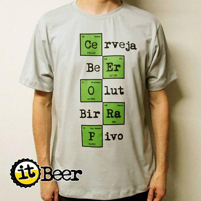 Camiseta ItBeer