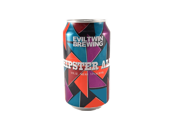 Hipster ale eviltwin