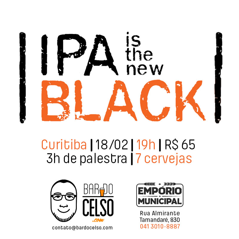 IPA is the new black