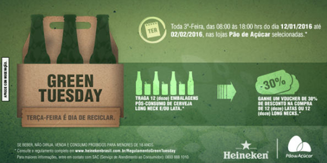 heineken green tuesday