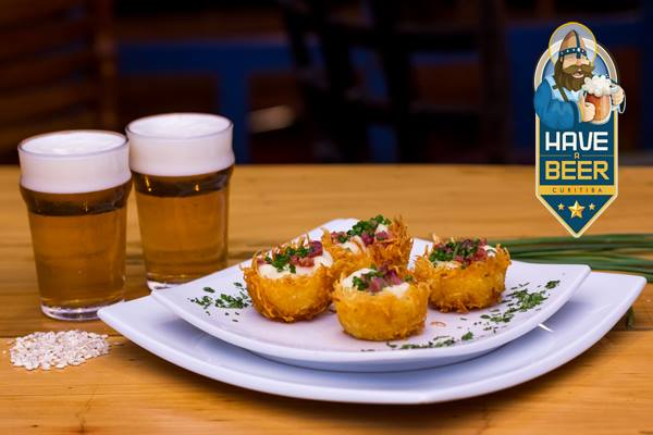 have a beer pratos